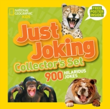 Just Joking Collector's Set : 900 Hilarious Jokes About Everything, Mixed media product Book