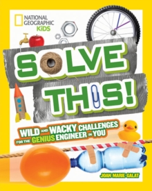 Solve This!, Paperback / softback Book