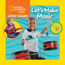 Look & Learn: Let's Make Music, Hardback Book