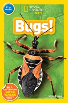 National Geographic Kids Readers: Bugs, Paperback / softback Book