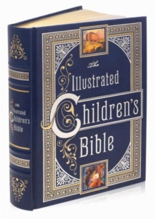 Illustrated Children's Bible (Barnes & Noble Omnibus Leatherbound Classics), Leather / fine binding Book