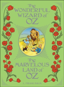 The Wonderful Wizard of Oz / The Marvelous Land of Oz, Leather / fine binding Book