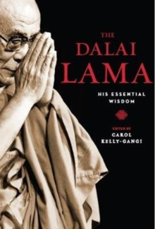 Dalai Lama: His Essential Wisdom, Hardback Book