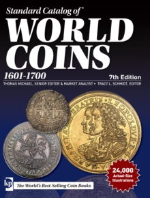Standard Catalog of World Coins, 1601-1700, Paperback Book