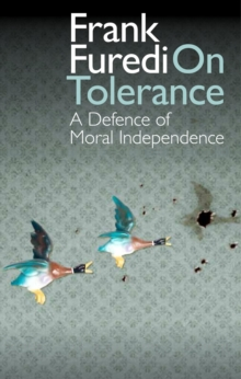 On Tolerance : The Life Style Wars, Hardback Book