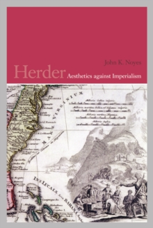 Herder : Aesthetics against Imperialism, PDF eBook