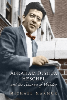 Abraham Joshua Heschel and the Sources of Wonder, Paperback / softback Book