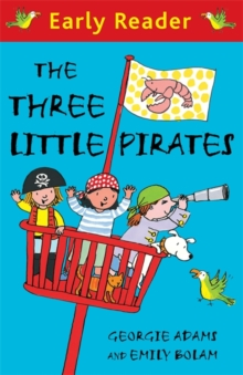 The Three Little Pirates, Paperback Book