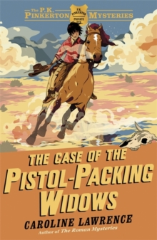 The Case of the Pistol-Packing Widows, Hardback Book