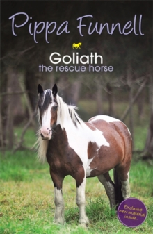 Tilly's Pony Tails: Goliath the Rescue Horse : Book 13, Paperback Book