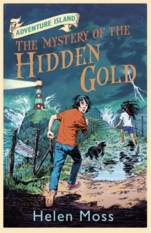 Adventure Island: The Mystery of the Hidden Gold : Book 3, Paperback Book
