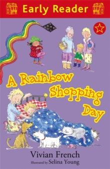 Early Reader: A Rainbow Shopping Day, Paperback Book