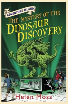 Adventure Island: The Mystery of the Dinosaur Discovery : Book 7, Paperback Book