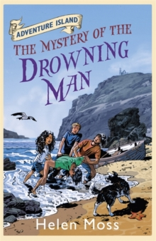 Adventure Island: The Mystery of the Drowning Man : Book 8, Paperback Book