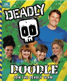 Deadly Doodle Book, Paperback Book