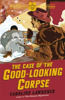 The P. K. Pinkerton Mysteries: The Case of the Good-Looking Corpse : Book 2, Paperback Book