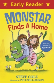 Early Reader: Monstar Finds a Home, Paperback Book