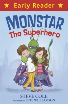 Early Reader: Monstar, the Superhero, Paperback Book