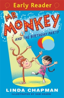 Early Reader: Mr Monkey and the Birthday Party, Paperback Book