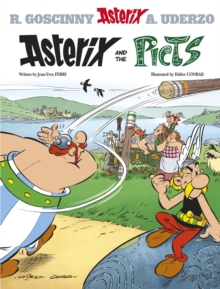 Asterix: Asterix and the Picts : Album 35, Hardback Book