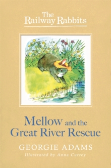 Railway Rabbits: Mellow and the Great River Rescue : Book 6, Paperback Book