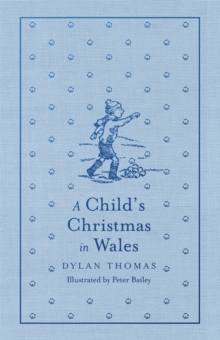 A Child's Christmas in Wales, Hardback Book