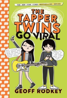 The Tapper Twins Go Viral : Book 4, Paperback / softback Book