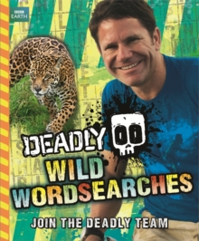 Deadly Wild Wordsearches, Paperback Book