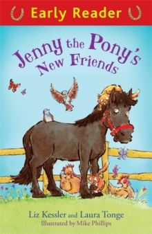 Early Reader: Jenny the Pony's New Friends, Paperback Book