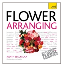 Get Started with Flower Arranging, Paperback Book