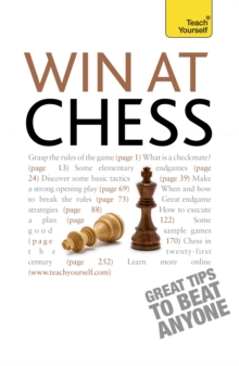 Win at Chess: Teach Yourself, Paperback Book