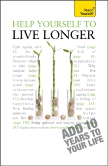 Help Yourself to Live Longer, Paperback Book
