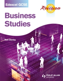 Edexcel GCSE Business Studies Revision Guide, Paperback Book