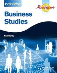 OCR GCSE Business Studies Revision Guide, Paperback Book