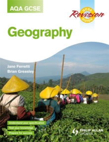 AQA (A) GCSE Geography Revision Guide, Paperback Book