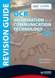 OCR Information and Communication Technology for A2 Revision Guide, Paperback Book