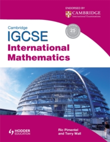 Cambridge IGCSE International Mathematics, Paperback Book