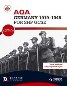 AQA Germany 1919-1945 for SHP GCSE, Paperback Book