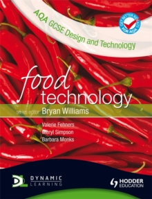 AQA GCSE Design and Technology : Food Technology, Paperback Book