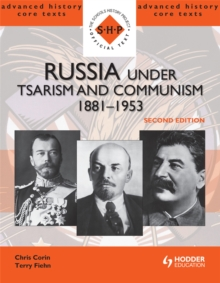 Russia under Tsarism and Communism 1881-1953 Second Edition, Paperback Book