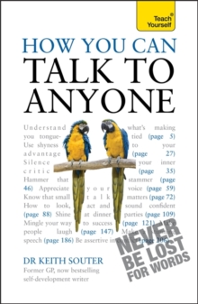 How You Can Talk To Anyone: Teach Yourself, Paperback Book