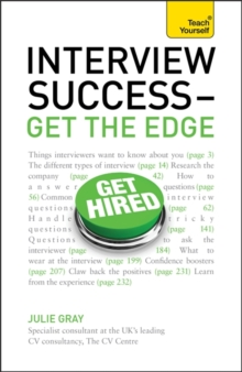 Interview Success - Get the Edge: Teach Yourself, Paperback Book