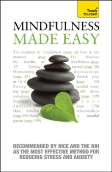 Mindfulness Made Easy: Teach Yourself, Paperback Book