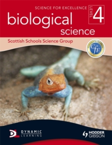 Science for Excellence Level 4: Biological Science, Paperback Book