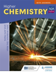 Higher Chemistry for CfE with Answers, Paperback Book