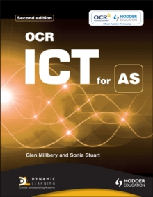 OCR ICT for AS 2nd edition, Paperback Book