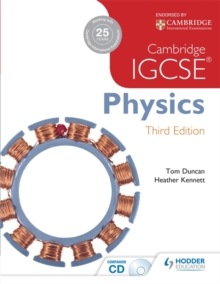 Cambridge IGCSE Physics 3rd Edition, Paperback Book