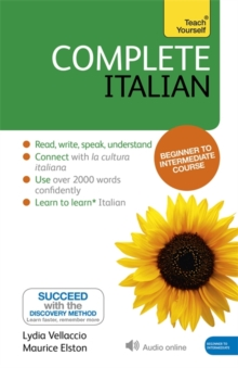Complete Italian (Learn Italian with Teach Yourself) : Book: New edition, Paperback Book