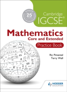 Cambridge IGCSE Mathematics Core and Extended Practice Book, Paperback Book