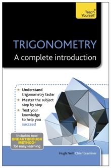 Trigonometry: A Complete Introduction: Teach Yourself, Paperback Book